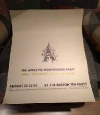 APPLE PIE MOTHERHOOD Band & WIND IN THE WILLOWS - Boston Tea Party 1968  POSTER