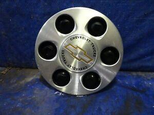 "1999-2008 Chevy ASTRO EXPRESS 1500 Van SILVERADO 16"" Wheel Center Hub Cap vg"