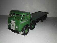 Dinky Toys -Foden 502 Flat Truck 1st type green/Dinky Super Toys Camión Verde