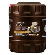 10W 30 PEMCO Multifarm STOU Motoröl 20 Liter API GL 4 / SF / CG 4 Mehrzwecköl