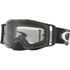 Oakley AVANT Câble Lunettes de MOTOCROSS MX - Noir Mat VITESSE / verre