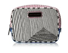 NEW Marc by Marc Jacobs Sophisticato Optical MT Large Box Cosmetic Case Bag