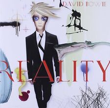 David Bowie  Reality  SONY RECORDS CD 2003 OVP