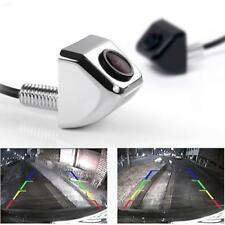 Silver Waterproof Car Rear View Camera Front /Reverse Backup Parking Camera New