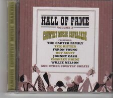 (GA479) Hall Of Fame Volume 2, Famous Country Music Makers - 1999 CD