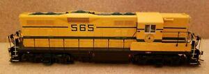 Maine Central Railroad EMD GP-7 Diesel Locomotive 565 Atlas 8636 HO Powered