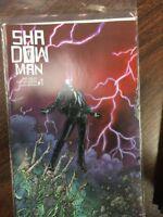 Shadowman #1 2 Covers (1:20,1:50)