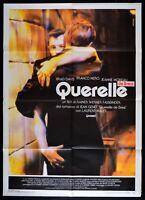 M178 Manifesto 2F Querelle De Breasted Fassbinder Franco Black Brad Davis Jeanne