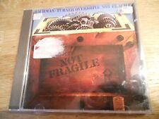 BACHMAN-TURNER OVERDRIVE NOT FRAGILE 1973/1974 WEST GERMAN CD ALBUM 9 TRACKS SEE