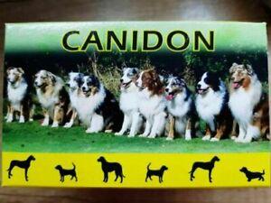 1-1000 Tablets Canidon Dog Dewormer Wormer 100 % effect English leaflet Exp.2024