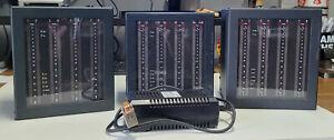 Logitek Ultra-VU UV71-D Surround 7.1 LED Digital Audio Meters Metering System