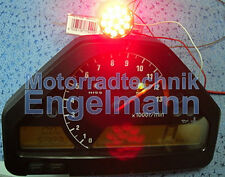 Schaltblitz Shift Light Honda CBR 1000 04 05 rot red RR