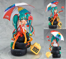 Hatsune Miku Racing Miku Ver. Action Figure 1/8 scale painted figure Gift Model