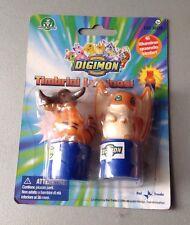 Vintage# Rare Digimon Timbrini Luminosi# Light Stamp# Mosc