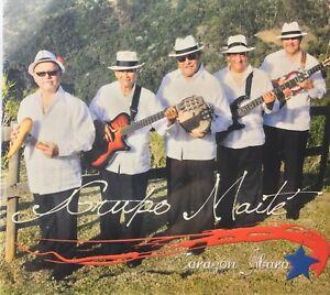 """Grupo Maité """"Corazón Jíbaro"""" CD (Música Típica Puerto Rico)"""
