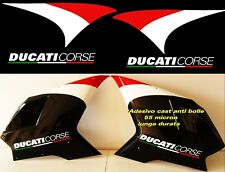 Kit adesivi per carene Ducati 848/1198 S Corse