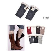 WHOLESALE  4pcs of lot fashion design leg warmers buyer choice color
