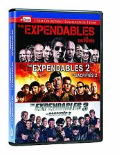 NEW - Expendables/Expendables 2/Expendables 3 Dvd Triple Feature