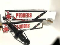 Pedders Rear Shocks. Mitsubishi Lancer 05/06 Compliant. (Brand New)