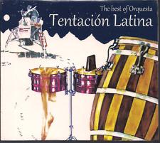 rare salsa cd ORQUESTA TENTACION LATINA buscando una nena EMPERADOR GUAGUANCO
