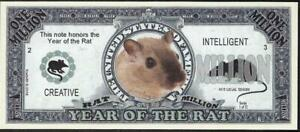 YEAR OF THE 🐀 RAT 🐀💶 Million Fantasy Note 💴🐀🐀 Buy More 💲 Save More