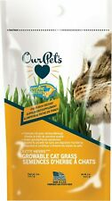 OurPet's - Growable Cat Treats - Kitty Cat Grass Kit  5oz