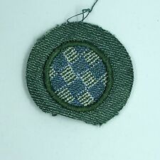 1940's 1950's Girl Scout Merit BADGE Patch #4