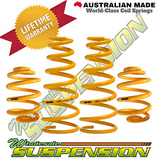 HOLDEN CRUZE JG, JH BRAND NEW LOWERING SPRINGS -50mm Front & Rear