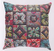 PATTERN - Lovely Liberty - pieced & applique cushion PATTERN - Emma Jean Jansen