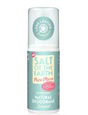 Salt of the Earth Pure Aura Deodorant Spray for WOMEN 100ml  Melon & Cucumber