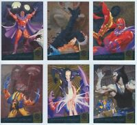 1994 Fleer Ultra X-Men Marvel Fatal Attractions Insert You Pick Finish Your Set
