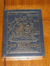 Easton Press - The Story of Roland - 100 Greatest Books - Factory Seal