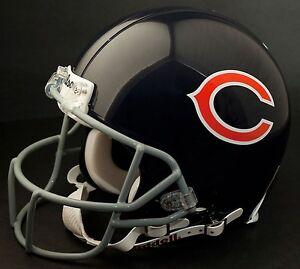 WALTER PAYTON Edition CHICAGO BEARS Riddell REPLICA Football Helmet