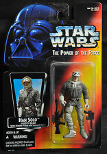 Han Solo in Hoth Gear Star Wars Power of the Force- Kenner (1995) WH