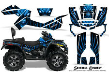 CAN-AM OUTLANDER MAX 500 650 800R GRAPHICS KIT CREATORX DECALS STICKERS SCBL