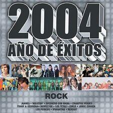 2004 Ano De Exitos: Rock Various Artists MUSIC CD