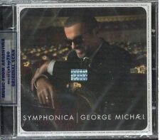 GEORGE MICHAEL SYMPHONICA SEALED CD NEW 2014