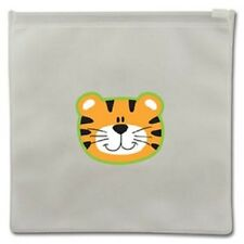 Stephen Joseph TIGER Reusable Snack Bag  FREE US SHIPPING