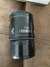 Minolta Maxxum AF  135/2.8 Lens