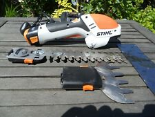Stihl AS system garden shears for scrubs/grass. used once.