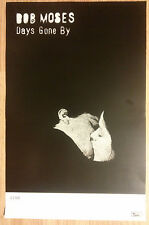 Music Poster Promo Bob Moses ~ Days Gone By - DS Double Sided