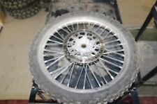 2007 SUZUKI DRZ 250 DRZ250 FRONT TIRE WHEEL RIM 80/100-21 #2870