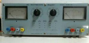 Hampden A.C. Watt meter Model ACWM-100