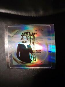 WEEN THE POD hologram sticker. Boognish sticker.1 sticker. Not poster.3x3 inches