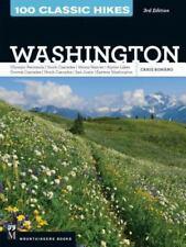 100 Classic Hikes WA: Olympic Peninsula / South Cascades / Mount Rainier / Alpin