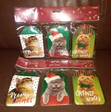Kitty Tie on Gift Tags Set of 36