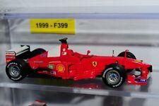 Model Ferrari 1:43 Ferrari F1 1999 F399 num 4