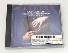 NEW ~  Heifetz Tchaikovsky & Mendelssohn: Concertos (CD, RCA)
