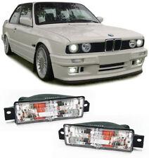 BMW E30 3 SERIES CLEAR INDICATORS LIGHTS  10/1987 - 12/1993