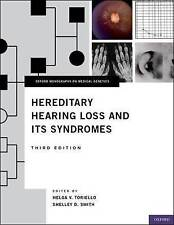 Hereditary Hearing Loss and Its Syndromes by Oxford University Press Inc...